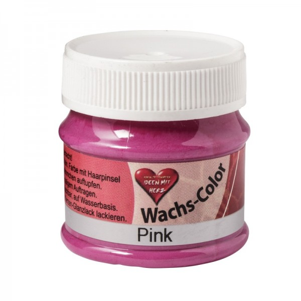 Wachs-Color 50 ml, Pink