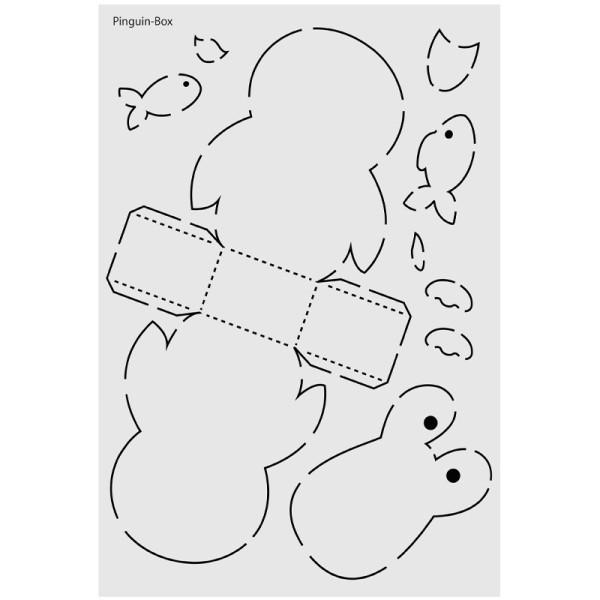 pinguin basteln vorlage die sch nsten einrichtungsideen. Black Bedroom Furniture Sets. Home Design Ideas