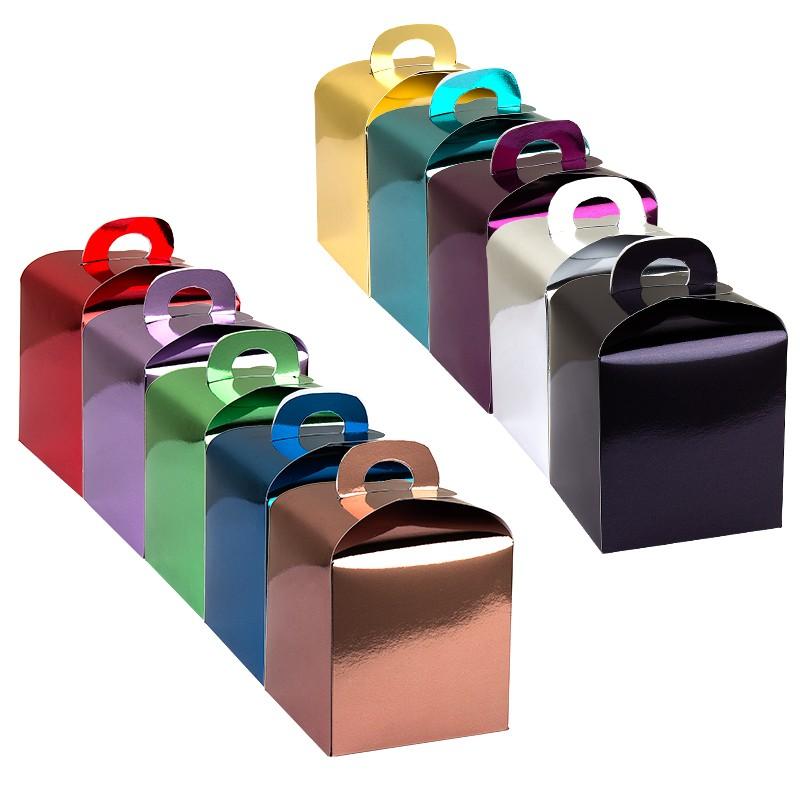 faltboxen geklebt 10 cm x 10 cm x 10 cm spiegelkarton verschiedene farben 10 st ck. Black Bedroom Furniture Sets. Home Design Ideas